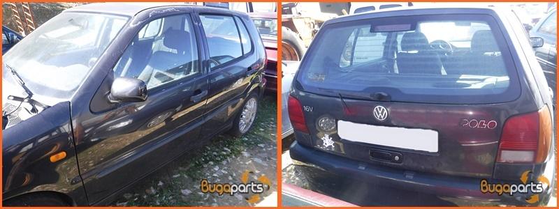 Volkswagen Polo 1.4 16V Ano 1997
